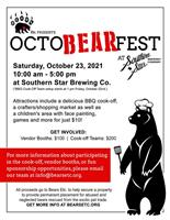 OctoBEARfest to raise funds for Local Bear and  Animal Sanctuary