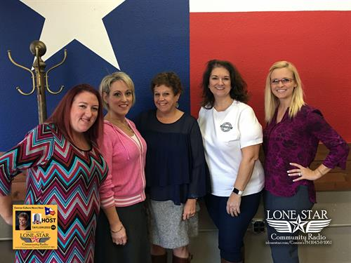 Conroe Culture News-Mondays at Noon from Lone Star Community Radio