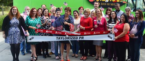 Woodlands Chamber Ribbon Cutting
