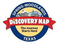 Pick up a free map at local hotels, visitor centers, The Woodlands Mall, and Market Street
