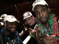 Mike Skivington with DJ Quazz and Atomic Shots (Host and DJ from NYC)!