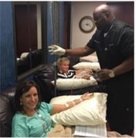 Come by and meet Derron, our IV infusionist.