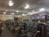 Circuit Training / Cardio Area