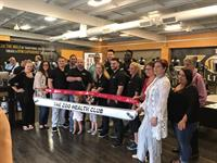 Ribbon Cutting with The Chamber on 5.26.17