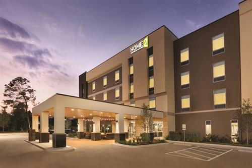 The New Home2 Suites by Hilton Shenandoah Texas