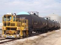 Cru's Railcar Cleaning Terminal in Elmendorf, Texas