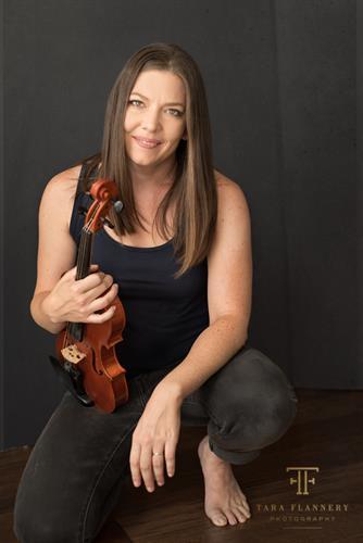 Professional Violinist Professional Image