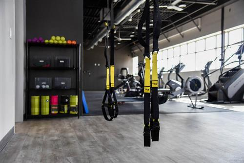 Our Fitness Facility