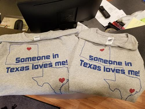 Texas Tee #1
