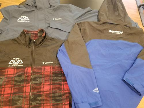 Anadarko AVA Team Custom Branded Apparel