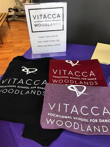 Vitacca Vocational Dance Academy Dancers' Tee