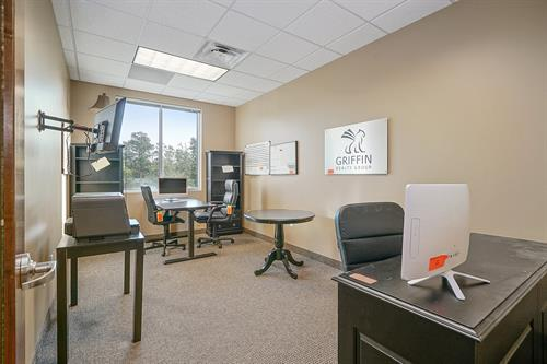 Sample - Standard Sized Office - can accommodate 1-3 tenants