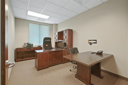 Sample - Standard Sized Executive Office