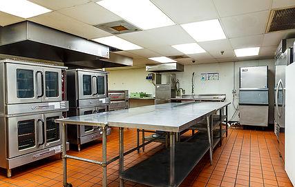 Commercial Baking Center