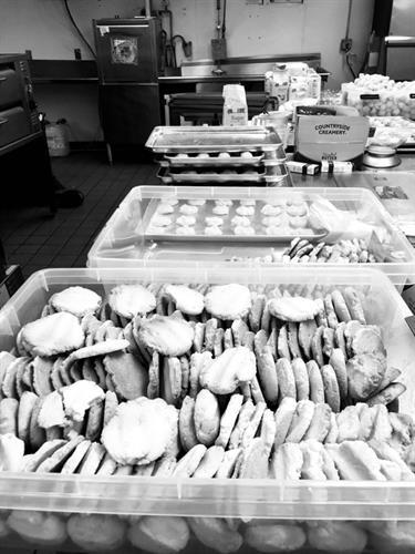 Baking Centr