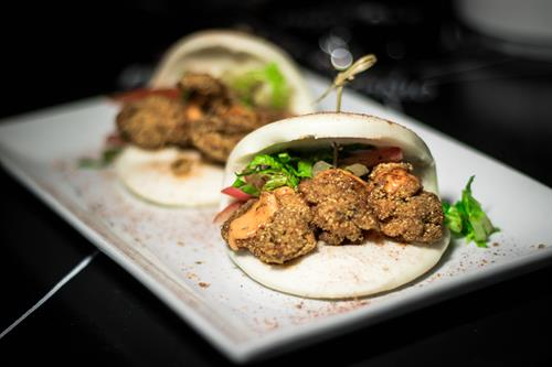 Fried Oyster Po'Bao