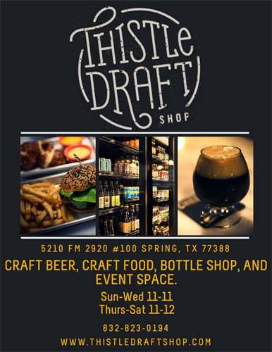 Thistle Draftshop - Craftbeer + Craftfood + Bottleshop