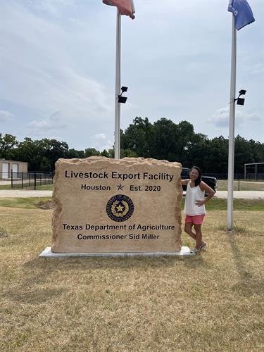 Livestock Export Facility - Houston