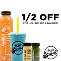 Main Squeeze Juice Co. Woodlands - The Woodlands