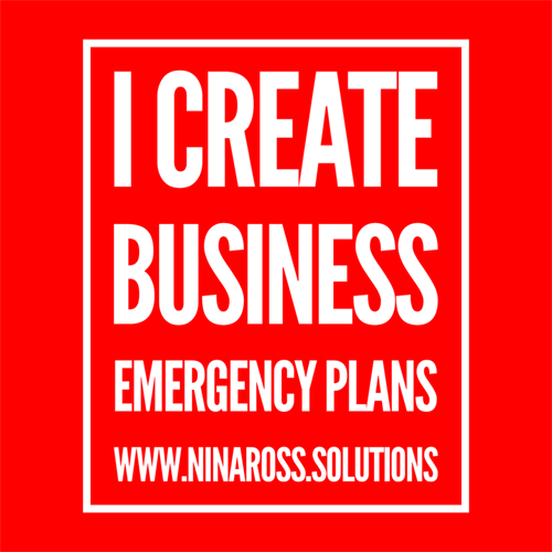 TAKE CHARGE IN ANY EMERGENCY SITUATIONS! ??