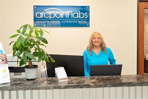 My focus is customer service with Accurate, Reliable & Confidential testing.