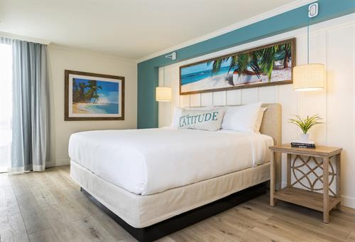 A Guest Suite at Margaritaville Lake Resort, Lake Conroe | Houston