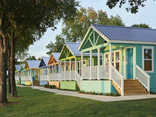 Lake Cottages at Margaritaville Lake Resort, Lake Conroe | Houston