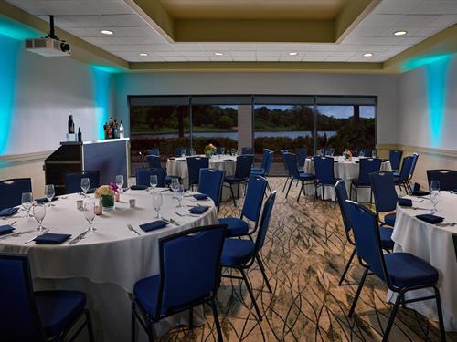 Catamaran Meeting Room at Margaritaville Lake Resort, Lake Conroe | Houston