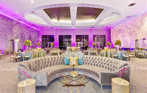 Del Lago Ballroom at Margaritaville Lake Resort, Lake Conroe | Houston