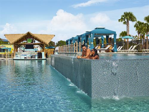 Changes in Latitude Pools at Margaritaville Lake Resort, Lake Conroe | Houston