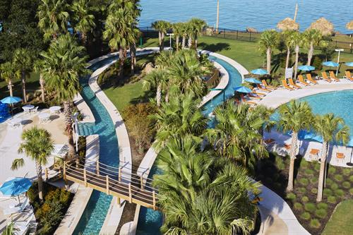 Jolly Mon Water Park at Margaritaville Lake Resort, Lake Conroe | Houston