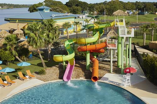 Jolly Mon Water Park at Margaritaville Lake Resort, Lake Conroe | Houston