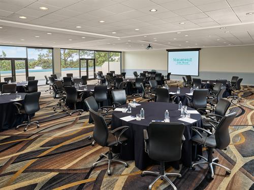 Lakeview Meeting Room at Margaritaville Lake Resort, Lake Conroe | Houston