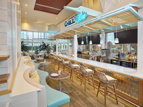 License to Chill Cafe & Bar at Margaritaville Lake Resort, Lake Conroe | Houston
