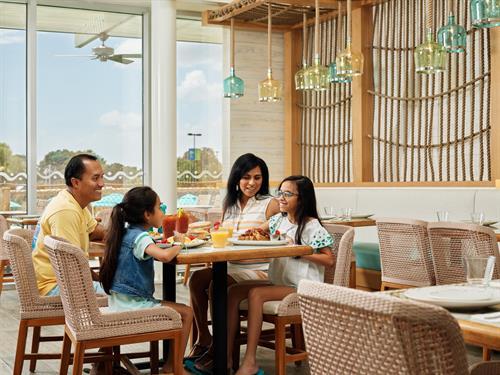 License to Chill Cafe & Bar at Margaritaville Lake Resort, Lake Conroe | Houston