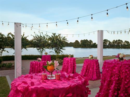 Stars on the Water Terrace at Margaritaville Lake Resort, Lake Conroe | Houston