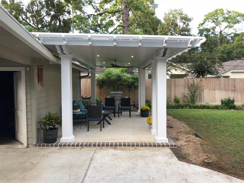 Custom Patio Cover