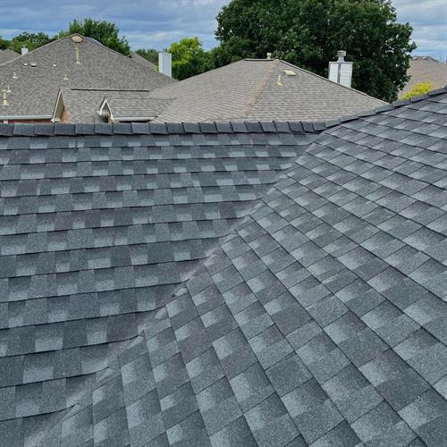 We treat roofing like an art