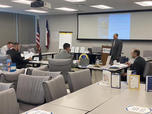 February Leadership Excellence Course at the WACOC