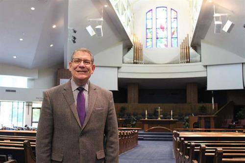Founding & Pastor Emeritus of Christ Church United Methodist of The Woodlands