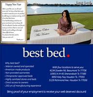 best bed. Woodlands - Shenandoah
