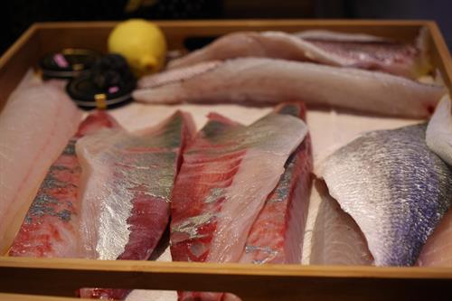 Omakase available