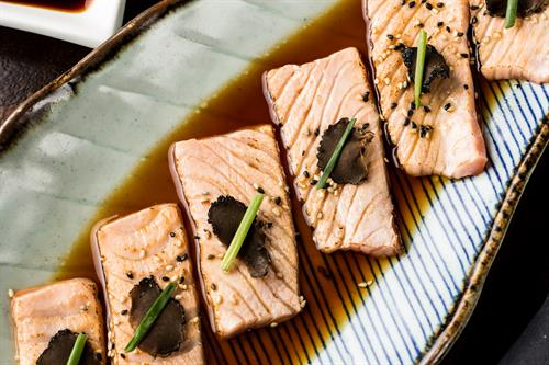 Eastern Salmon Truffle