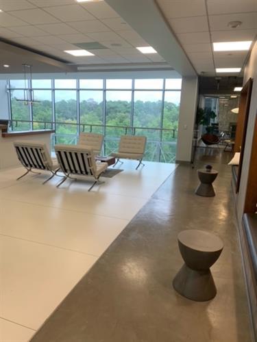 Digital Marketing Netic Lobby Area