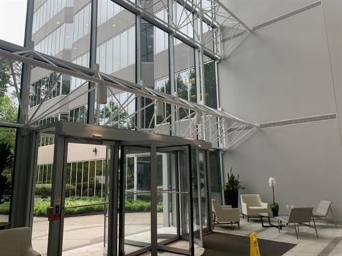 Digital Marketing Netic Building Entrance