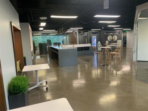 Digital Marketing Netic Kitchen And Event Area