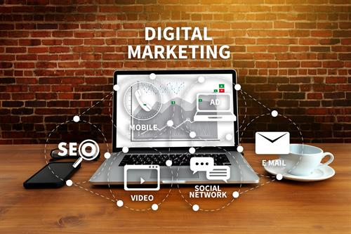 Digital Marketing in a nutshell! :) Consistant and to match your audiences and to keep them in the loop
