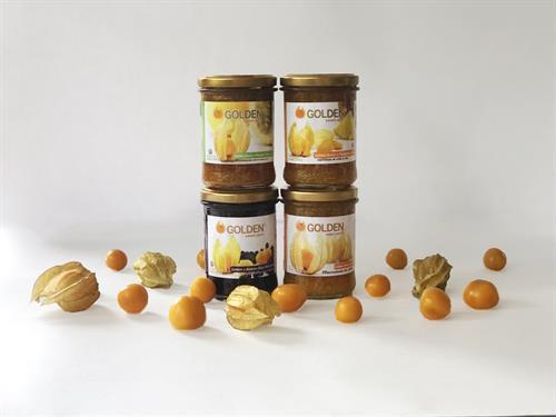 GOLDEN Goldenberry Jams