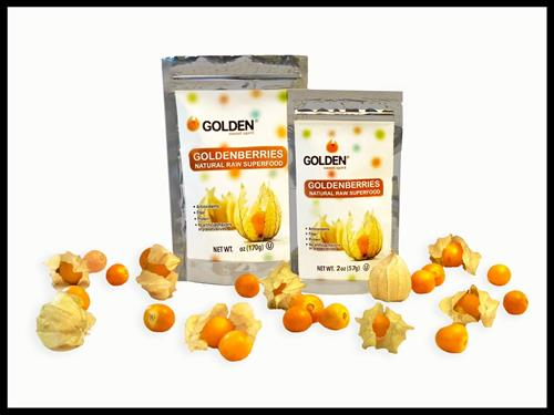 GOLDEN's Dried goldenberries