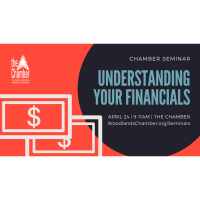 The Woodlands Area Chamber of Commerce to Host Seminar on Small Business Financials, Cash Management